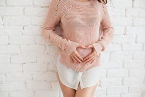 Beispielbild zu Blasenschwäche in der Schwangerschaft | pregfit