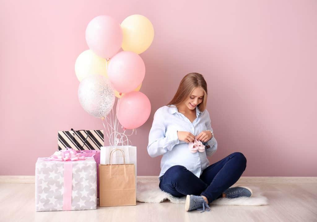 Beispielbild für: Geschenke für Schwangere - Das kommt am besten an!