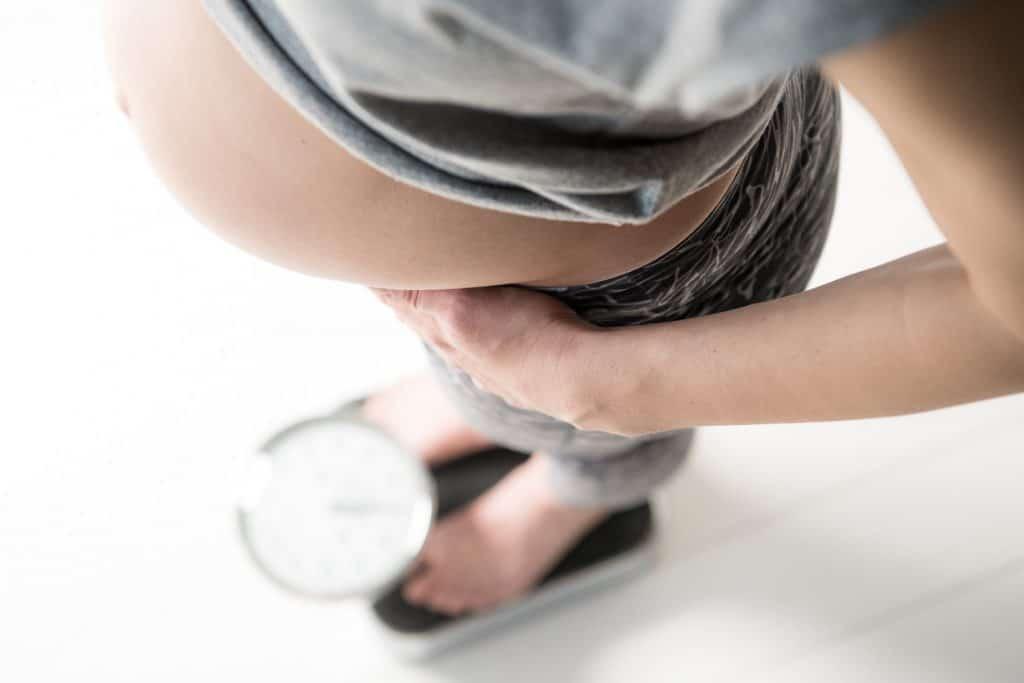 Beispielbild zu: Gewichtszunahme in der Schwangerschaft | pregfit