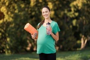 Workout in der Schwangerschaft mit pregfit